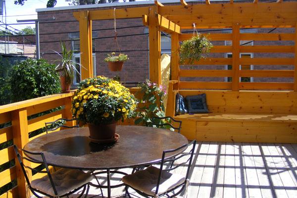 R alisations r novation design int rieur et ext rieur for Plans patios et terrasses